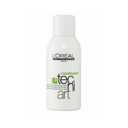 L'Oréal Professionnel Tecni Art Constructor Spray termoaktív spray a fixálásért és alakért 150 ml