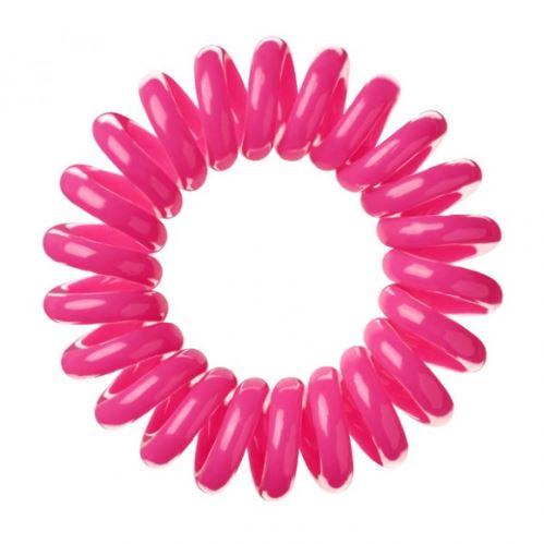 bIFULL Gumičky do vlasů hajgumi-rózsaszín