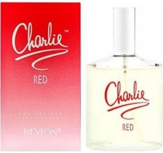 Revlon Charlie Red Eau Fraiche EDT 100 ml Nőknek