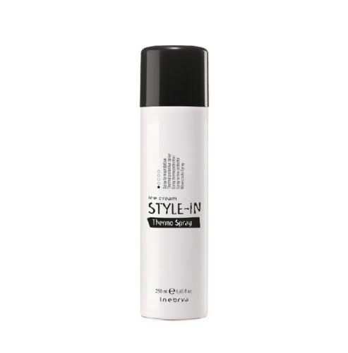INEBRYA STYLE-IN Thermo Spray hővédő hajspray 250 ml