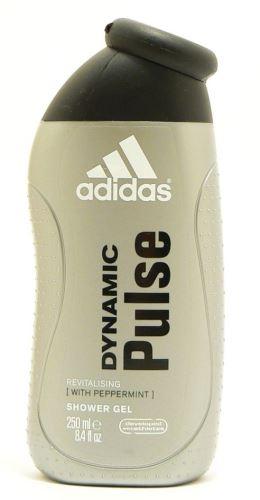 Adidas Dynamic Puls tusfürdő gél uraknak 250 ml Férfiaknak