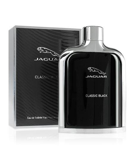 Jaguar Classic Black EDT 100 ml Férfiaknak