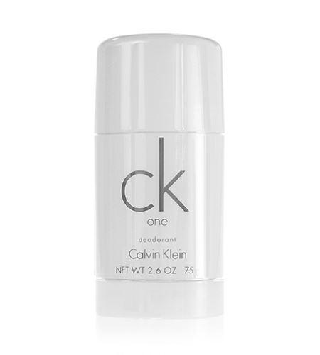 Calvin Klein CK One stift dezodor 75 ml Unisex