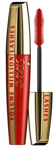 L'Oréal Paris Mascara Volume Million Lashes Excess szempillaspirál 9 ml