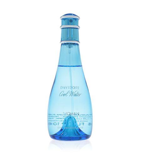 Davidoff Cool Water Woman spray dezodor 100 ml Nőknek