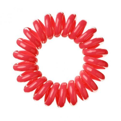 bIFULL Gumičky do vlasů hajgumi-piros