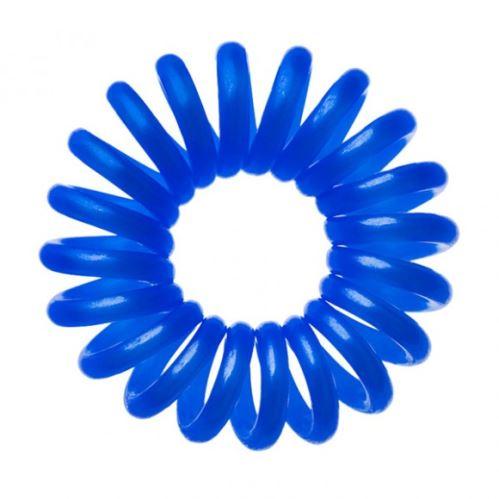 bIFULL Gumičky do vlasů hajgumi-kék