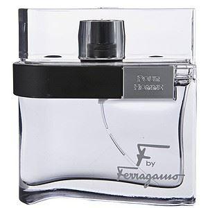 Salvatore Ferragamo F by Ferragamo Black EDT 100 ml Férfiaknak TESTER