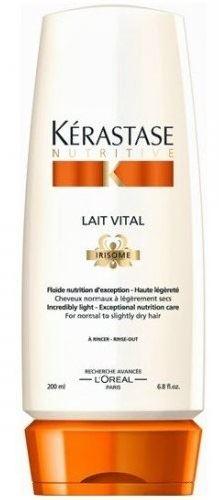 Kérastase Paris Nutritive Lait Vital Irisome Normal To Dry Hair tápláló kondicionáló 200 ml