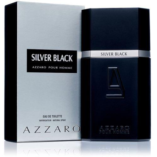 Azzaro Silver Black EDT 100 ml Férfiaknak