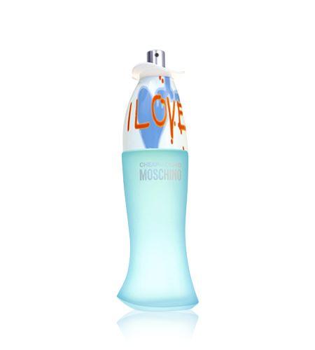 Moschino I Love Love EDT 100 ml Nőknek TESTER