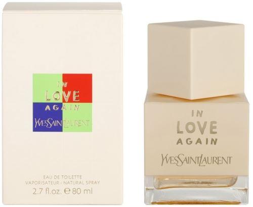 Yves Saint Laurent La Collection In Love Again EDT 80 ml Nőknek