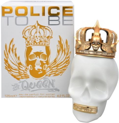 Police To Be The Queen