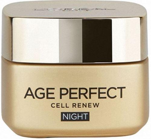 L'Oréal Paris Age Perfect éjszakai krém a bőrsejtek megújulásáért 50 ml