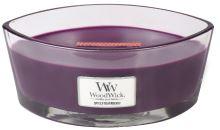 WoodWick Spiced Blackberry illatos gyertya 453,6 g