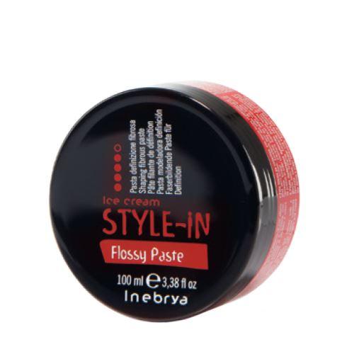 INEBRYA STYLE-IN Flossy Paste fényes hajformázó paszta 100 ml