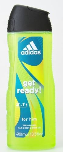 Adidas Get Ready! tusfürdő gél uraknak 400 Férfiaknak