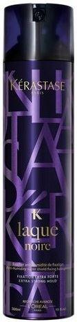 Kérastase Paris K Laque Noire Anti-Humidity Fixing Hairspray hajlakkextra erős tartás 300 ml
