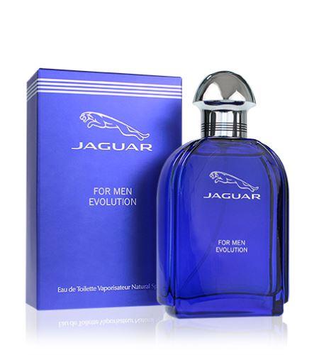 Jaguar For Men Evolution EDT 100 ml Férfiaknak