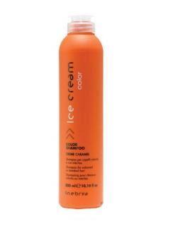 INEBRYA COLOR Shampoo sampon festett hajra 300 ml