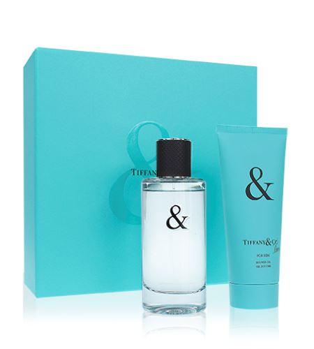 Tiffany & Co. Tiffany & Love For Him EDT 90 ml + sprchový gel 100 ml Férfiaknak ajándékcsomag
