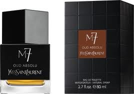 Yves Saint Laurent La Collection M7 Oud Absolu EDT 80 ml Férfiaknak