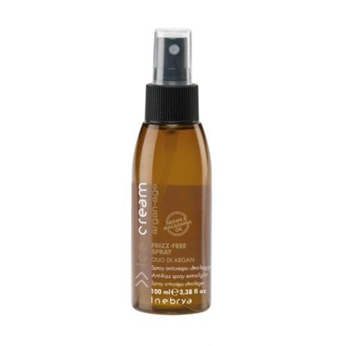 INEBRYA ARGAN-AGE Frizz-Free Spray sprej na vlasy s arganem 100 ml Nőknek