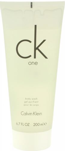 Calvin Klein CK One tusfürdő gél 200 ml U