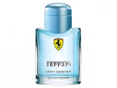 Ferrari Scuderia Ferrari Light Essence EDT 75 ml Férfiaknak TESTER