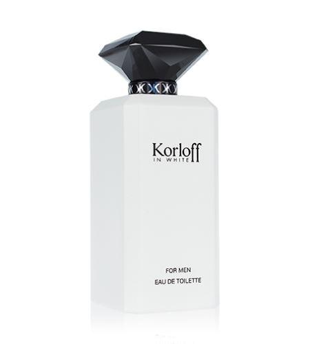 Korloff In White EDT 88 ml Férfiaknak TESTER