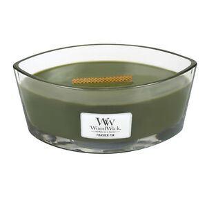 WoodWick Frasier Fir illatos gyertya 453 g