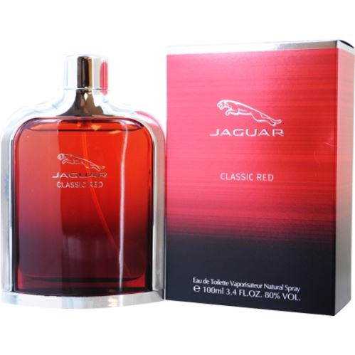 Jaguar Classic Red EDT 100 ml Férfiaknak