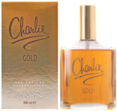 Revlon Charlie Gold Eau Fraiche EDT 100 ml Nőknek