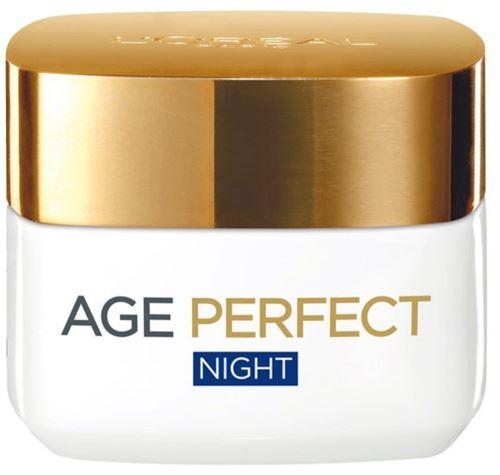 L'Oréal Paris Age Perfect éjszakai krém ráncok ellen 50 ml