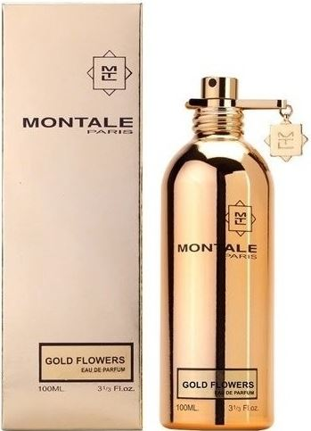 Montale Gold Flowers EDP 100 ml Unisex