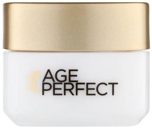 L'Oréal Paris Age Perfect Eye Cream hidratáló és tápláló szemkrém érett bőrre 15 ml Nőknek