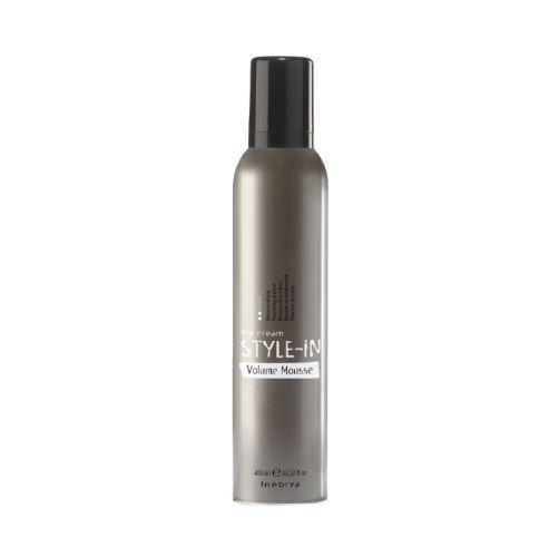 INEBRYA STYLE-IN Volume Mousse volumennövelő hajhab 400 ml