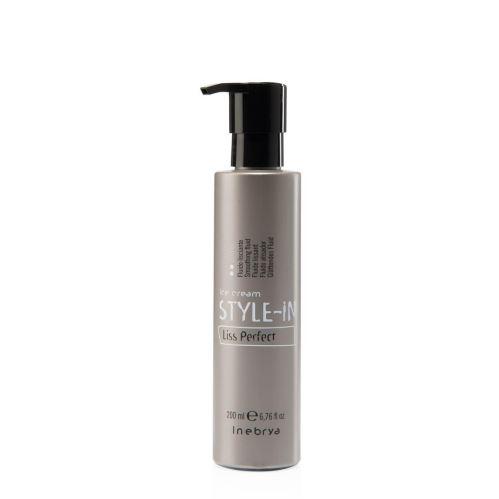 INEBRYA STYLE-IN Liss Perfect hajkisimító fluid 200 ml