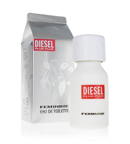 Diesel Plus Plus Feminine EDT 75 ml Nőknek
