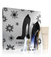 Carolina Herrera Good Girl Légére EDP 50 ml + tělové mléko 75 ml + parfémovaná voda 7 ml  Nőknek ajándékcsomag