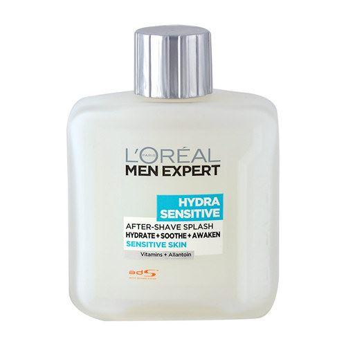 L'Oréal Paris Men Expert Hydra Sensitive After Shave Sensitive borotválkozás utáni víz uraknak 100 ml Férfiaknak