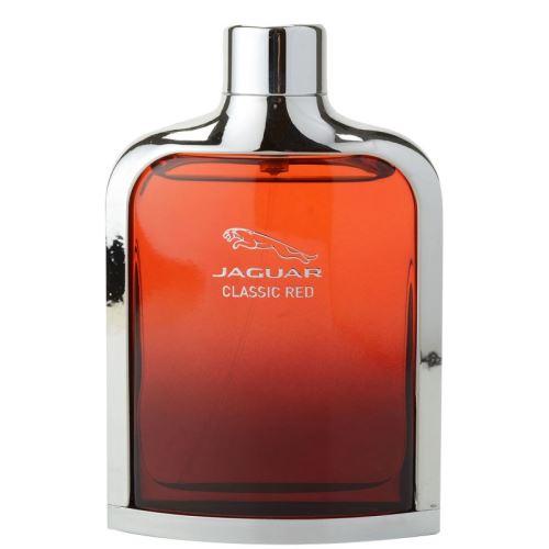 Jaguar Classic Red EDT 100 ml Férfiaknak TESTER