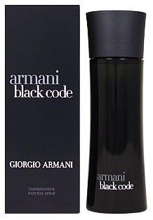 Giorgio Armani Code borotválkozás utáni víz uraknak 100 ml Férfiaknak