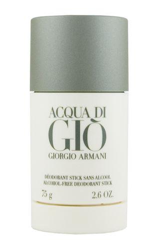 Giorgio Armani Acqua di Gio Pour Homme stift dezodor 75 ml Férfiaknak