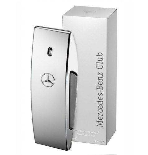 Mercedes Benz Mercedes-Benz Club EDT 50 ml Férfiaknak