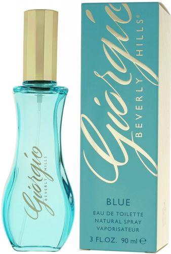 Giorgio Beverly Hills Blue EDT 90 ml Nőknek