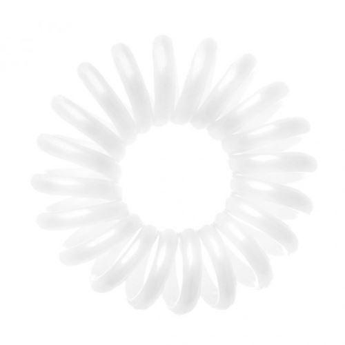 bIFULL Gumičky do vlasů hajgumi-fehér