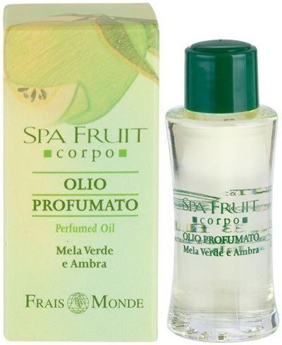 Frais Monde Spa Fruit Green Apple And Amber illatos olaj 10 ml Nőknek