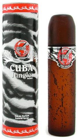 Cuba Jungle Zebra EDP 100 ml Nőknek