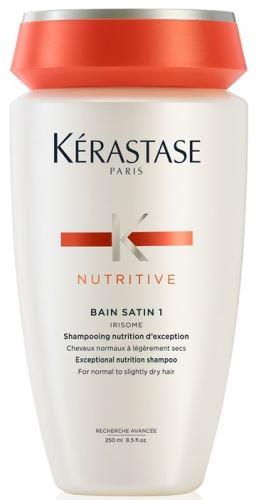 Kérastase Paris Nutritive Bain Satin 1 Irisome Normal to Dry Hair regeneráló sampon 250 ml